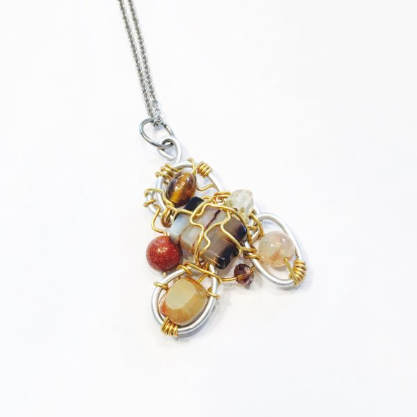 Colliers pendentif